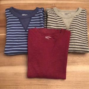 5 Gap Shirts size Small Boys